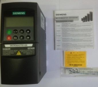 Variador De Frecuencia Siemens 2 Hp