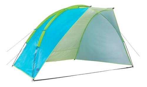 Carpa Playera Go Coleman 3 Personas Impermeable Rompeviento
