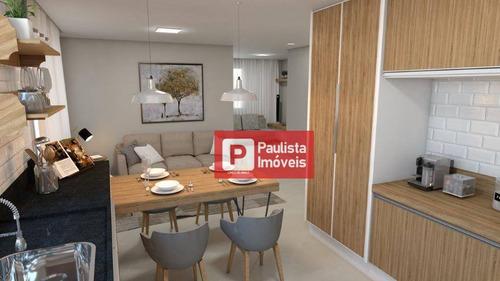 Apartamento Com 2 Dormitórios À Venda, 72 M² - Vila Olímpia - São Paulo/sp - Ap29658