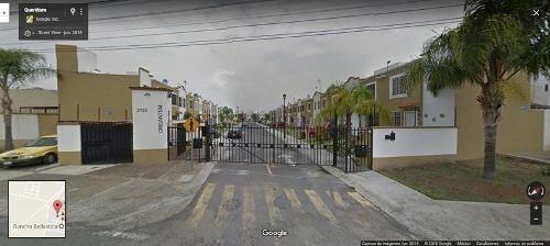 Casa En Condominio Remate Adjudicado En Rancho Bellavista Queretaro