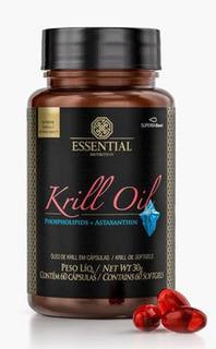 Krill Oil Pote (60 Caps) Essential
