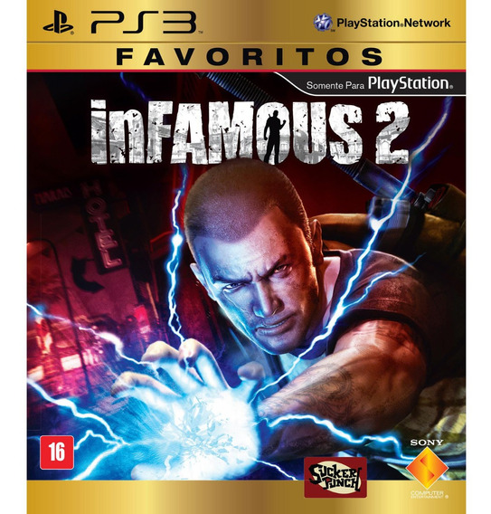 Infamous 2 Ps3 Psn Digital