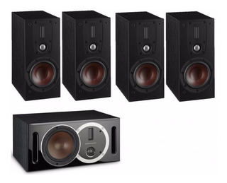 Home Theather 5.1 Parlantes Dali Ikon 1 Mk2 + Opticon Vokal