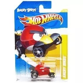 Angry Birds Hot Wheels 2012 # 47