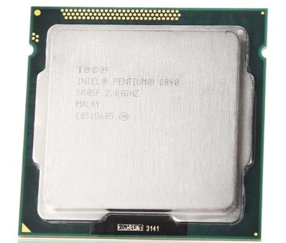 Intel Pentium G840 Socket 1155 2.8ghz 2º Geração Seminovo