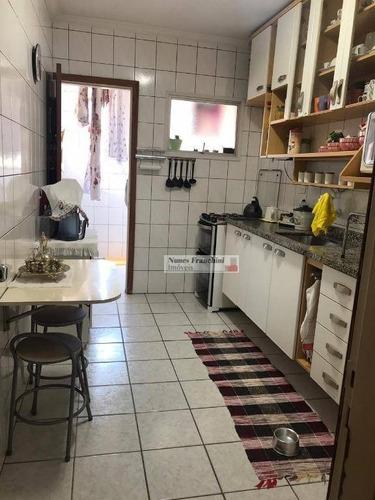Água Fria - Zn/sp - Apartamento 68m², 2 Dormitórios, Dormitório Serviços, 1 Vaga - Ap6913