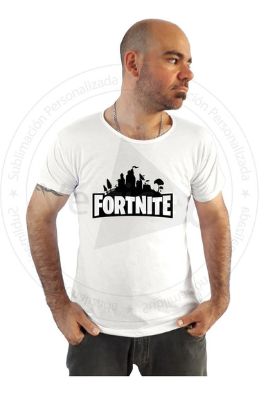 Remera Fortnite