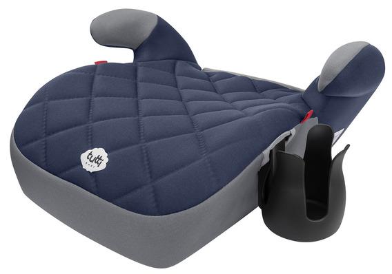 Assento Infantil Carro Elevação Triton Azul - Tutti Baby