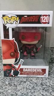 Funko Pop! Daredevil Con Detalle