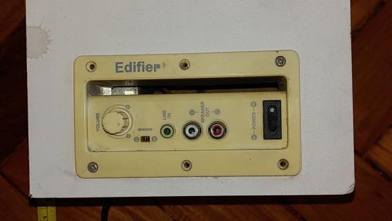 Caixa De Som Amplificadora Edifier