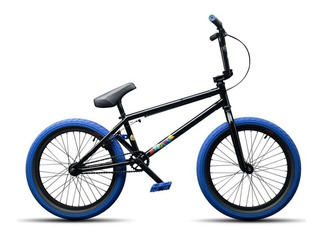 Bicicleta Bmx Stranger Zefaria 2019 ¡cubiertas Azules 2.45