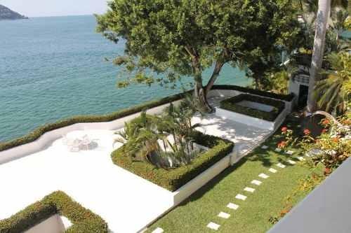 Venta Casa En Fracc Pichilingue Con Playa Privativa