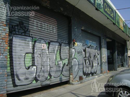 Edificio Comercial - Mart.-fleming/panam.