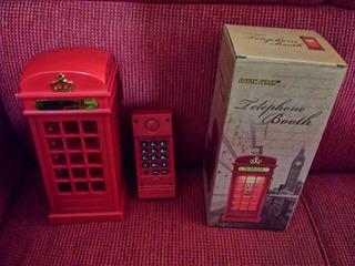 Telefone Com Fio Cabine Telefõnica