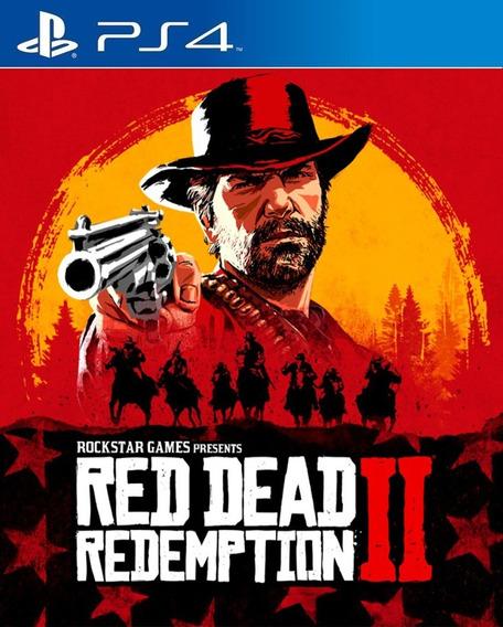 Red Dead Redemption 2 Ps4 Português