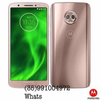 Lindo Motorola Moto G6 64gb