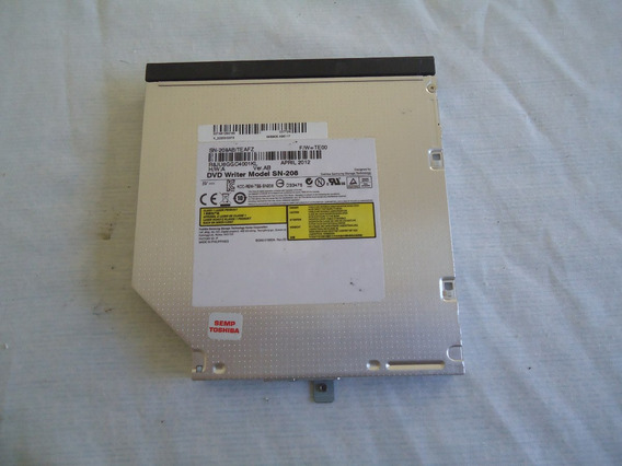 Dvd Model Sn-208 , Suporte Notebooksemp Toshiba Is 1422(