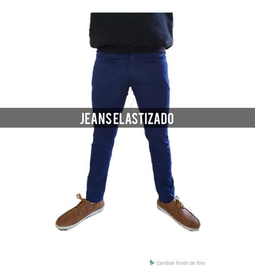 Jean Elastizado Calidad Premium Para Hombre