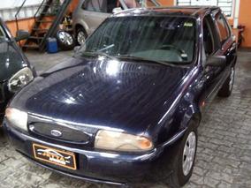 Ford Fiesta 1.3 Clx 3p 1998 Com Direcao E Vidros E Travas