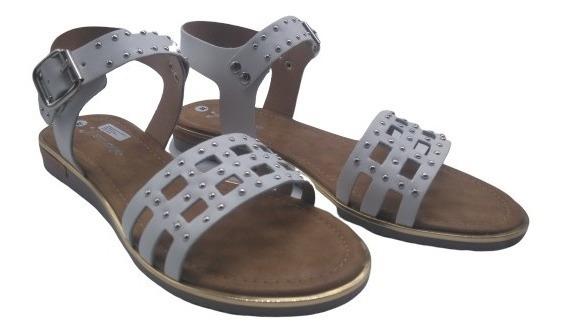 Zapatos Mujer Sandalias Baja Moda Savage 2019 Al-132