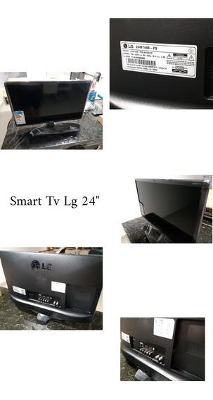 Smart Tv Lg 24