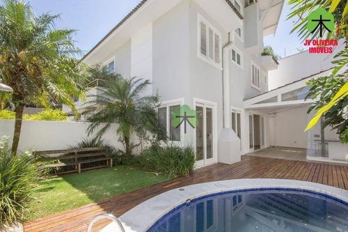 Imagem 1 de 19 de Casa À Venda, 488 M² Por R$ 3.500.000,00 - Morumbi - São Paulo/sp - Ca0045