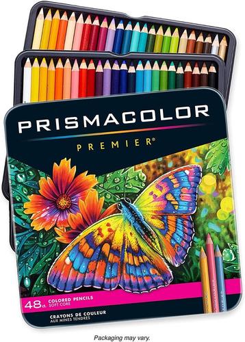 Lapices Prismacolor Premier 48 Colores Importados