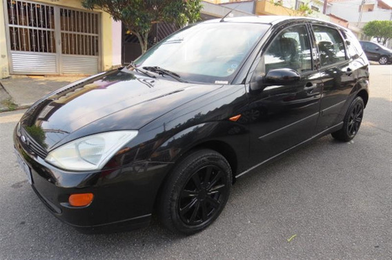 Ford Focus 1.8 16v Gasolina 4p Manual 2002/2002
