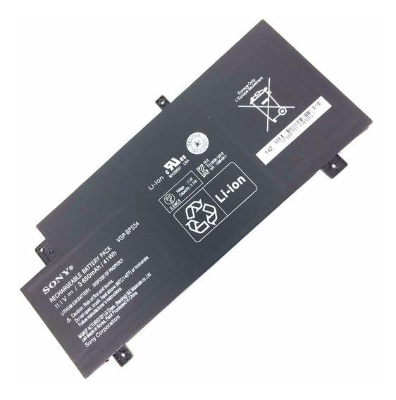 Bateria Original Sony Vaio Svf14a15cbb Svf15a1acxb Vgp-bps34