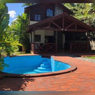 Villa Amueblada En Jarabacoa