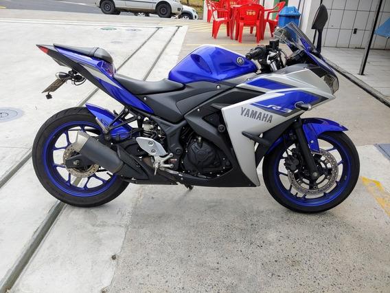 Yamaha Yzf R3 321 Abs