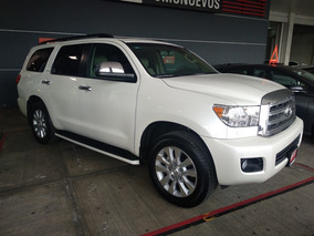 Toyota Sequoia 5.7 Platinum At 2017