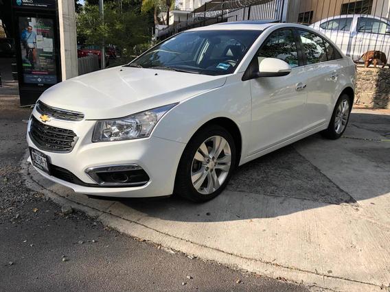 Chevrolet Cruze 1.4 Lt At 1458 Mm 2016