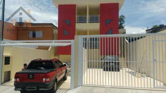 Casa Térrea 2 Dormitórios À Venda, 70 M² Por R$ 230.000 - Vila Nova Bonsucesso - Guarulhos/sp - Ca0049