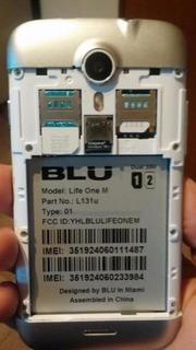 Celular Blu Life One M