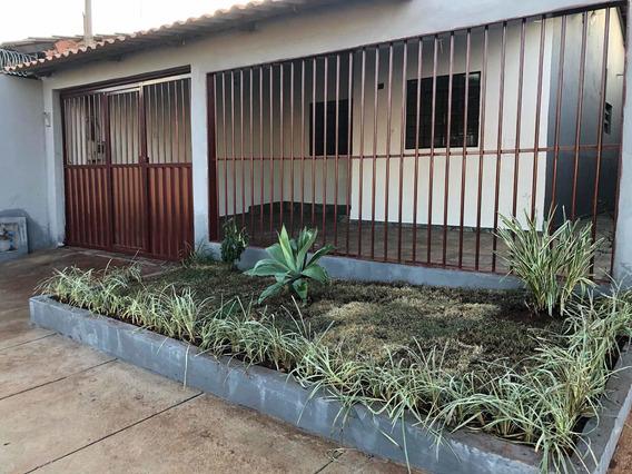 Casa Com 2 Quartos Escriturada Recanto Das Emas