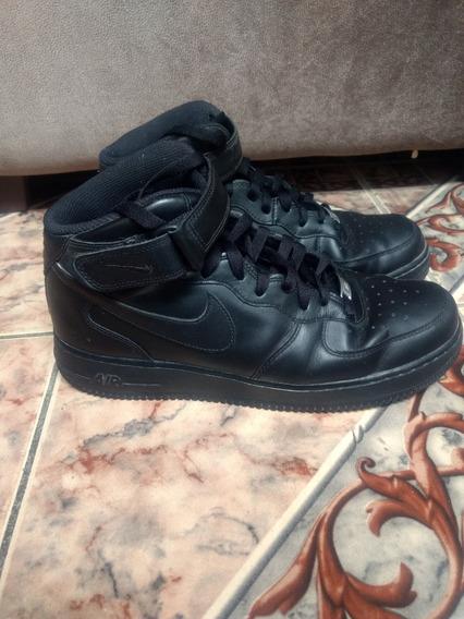 Tênis Nike Air Force Preto Tm 43