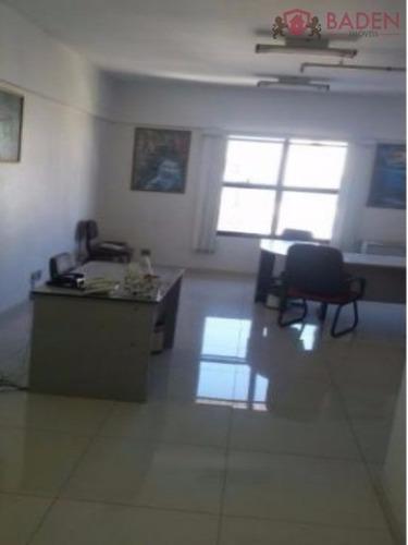 Sala Comercial Em Campinas - Sp, Centro - Sa00204