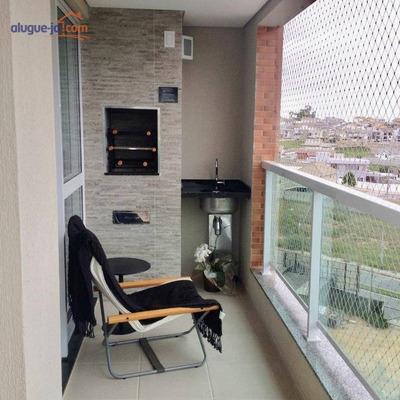Lindo Apartamento Com 3 Dormitórios À Venda, 106 M² Por R$ 490.000 - Urbanova - São José Dos Campos/sp - Ap6064