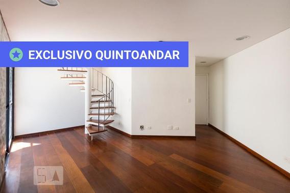 Apartamento No 13º Andar Com 2 Dormitórios E 2 Garagens - Id: 892956639 - 256639