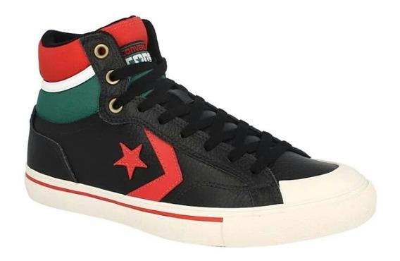 Zapatillas Converse Bota Pro Blazer Hi 139864-envio Gratis!!