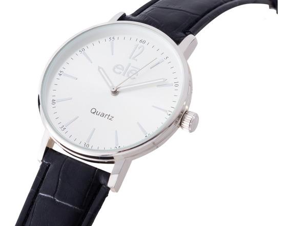 Reloj,relojes Moda Hombre Mujer Casual, Ele 1013-b