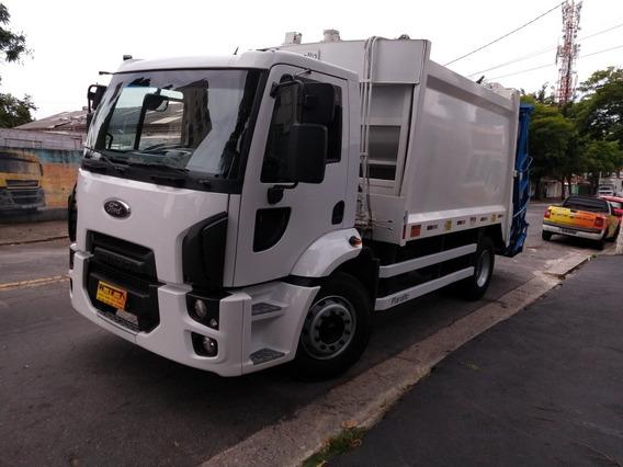 Ford Cargo 1723 Coletor Lixo 2013