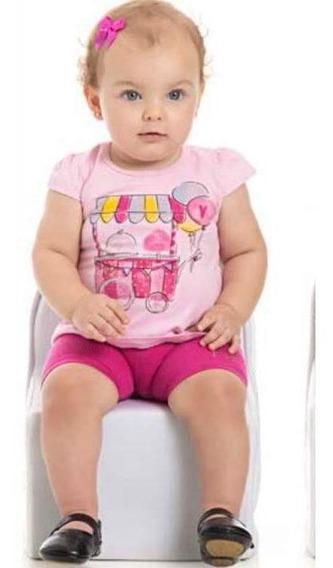Kit 10 Conjunto Bebê Menina Menino Atacado Roupa Barato Verão