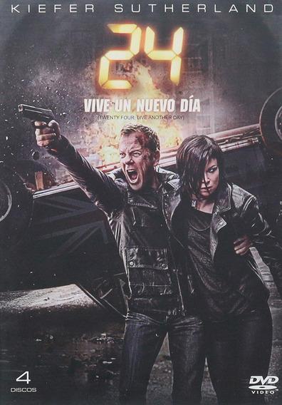 24 Horas Vive Un Nuevo Dia Live Another Day Temporada 9 Dvd