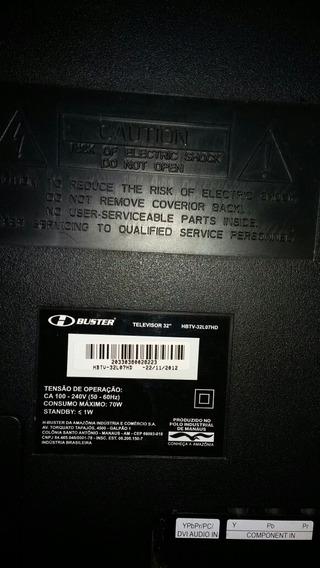 Display Tv Hbuster 32l07hd