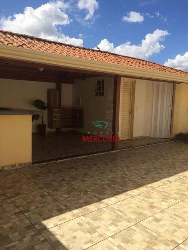 Casa Com 3 Dormitórios À Venda, 150 M² Por R$ 650.000,00 - Recreio Das Acácias - Ribeirão Preto/sp - Ca2287