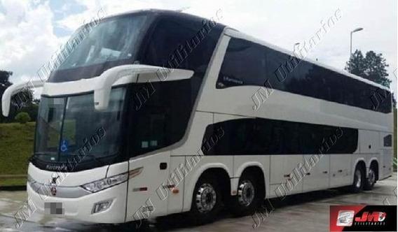 Paradiso Dd 1800 G7 Ano 2016 Scania K440 Jm Cod 658