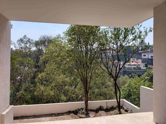 Casa En Venta Bosques De Las Lomas Nueva Con Excelente Vista