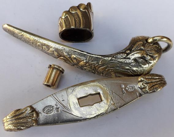 Empuñadura Sable Couteaux Ejercito (partes) No Bayoneta